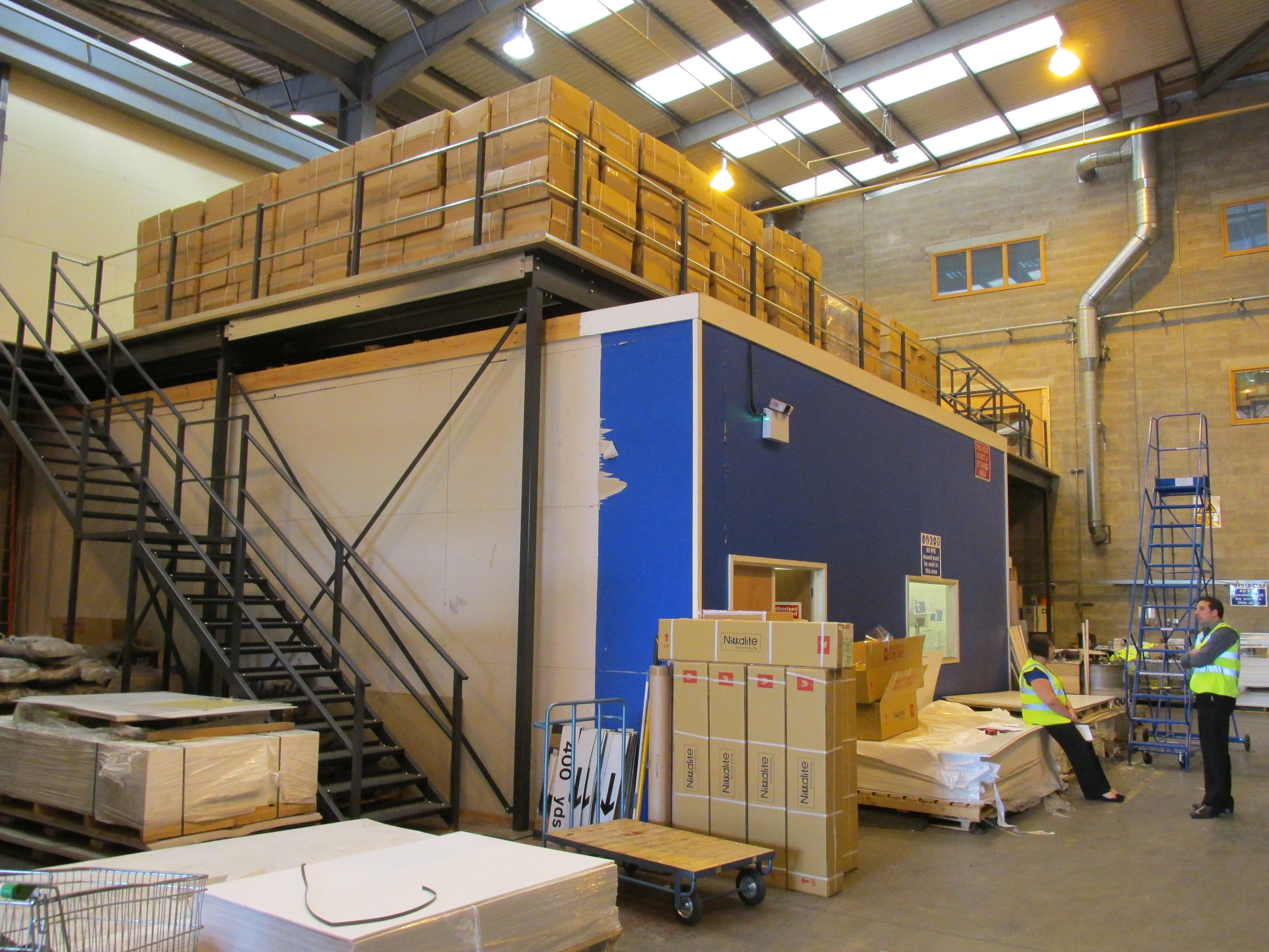 Wooden Mezzanine Floor Cad Design Warehouse Heavy Loading Wooden Mezzanine Floor Buy With
